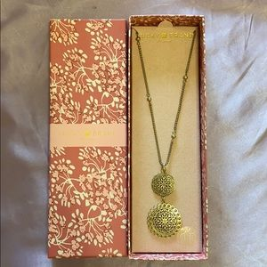 Lucky Brand Long Pendant Necklace